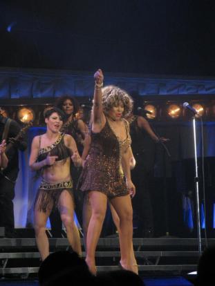 Tina Turner - Sportpaleis, Antwerp - April 30, 2009 - 109
