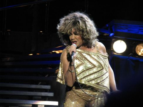 Tina Turner - The O2, Dublin - April 11, 2009 - 009