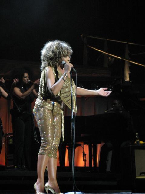 Tina Turner - The O2, Dublin - April 11, 2009 - 014