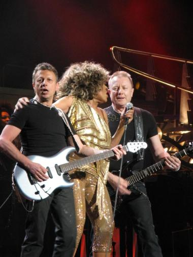 Tina Turner - The O2, Dublin - April 11, 2009 - 027