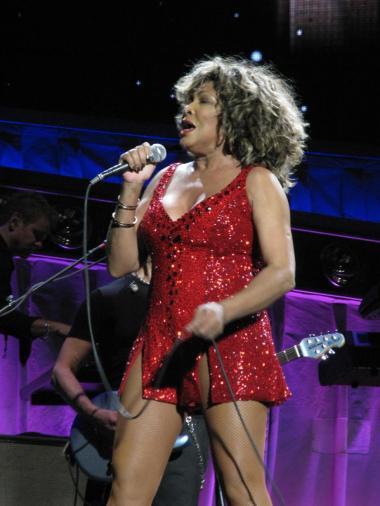 Tina Turner - The O2, Dublin - April 11, 2009 - 039