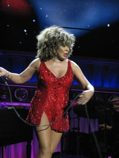 Tina Turner - The O2, Dublin - April 11, 2009 - 040