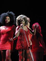 Tina Turner - The O2, Dublin - April 11, 2009 - 041