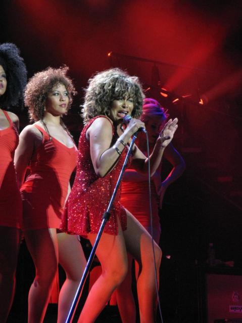 Tina Turner - The O2, Dublin - April 11, 2009 - 048