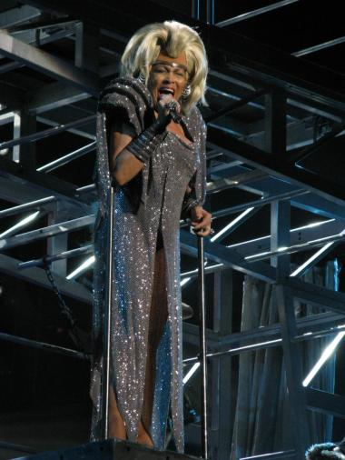 Tina Turner - The O2, Dublin - April 11, 2009 - 065