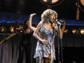 Tina Turner - The O2, Dublin - April 11, 2009 - 079
