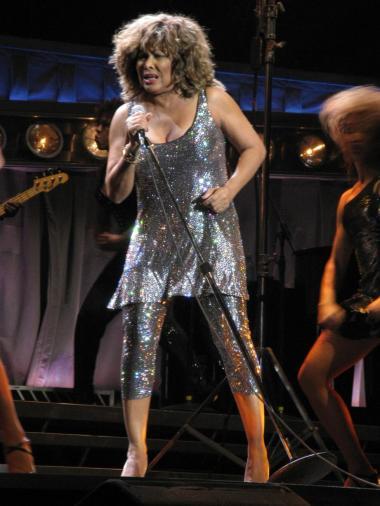 Tina Turner - The O2, Dublin - April 11, 2009 - 081