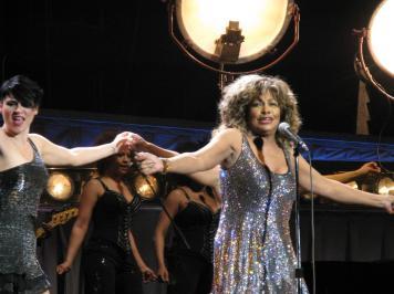Tina Turner - The O2, Dublin - April 11, 2009 - 085