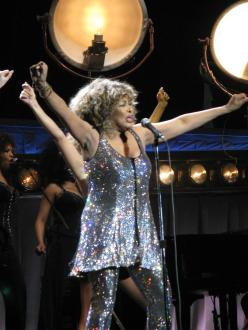 Tina Turner - The O2, Dublin - April 11, 2009 - 086