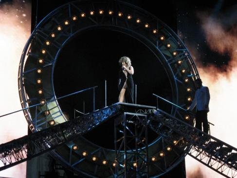 Tina Turner - The O2, Dublin - April 11, 2009 - 094