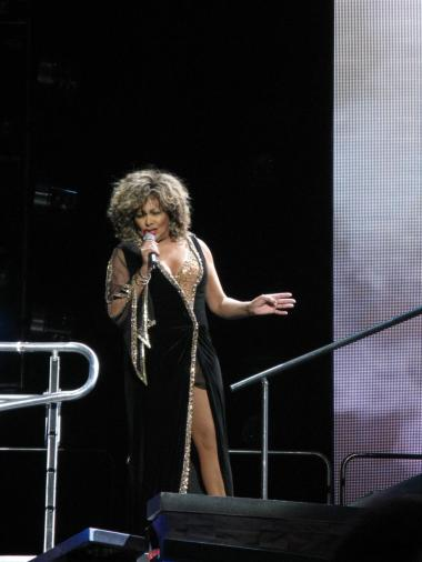 Tina Turner - The O2, Dublin - April 11, 2009 - 100