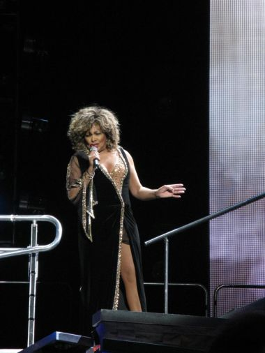 Tina Turner - The O2, Dublin - April 11, 2009 - 100