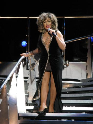 Tina Turner - The O2, Dublin - April 11, 2009 - 101