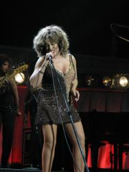 Tina Turner - The O2, Dublin - April 11, 2009 - 111