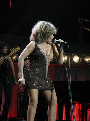 Tina Turner - The O2, Dublin - April 11, 2009 - 114