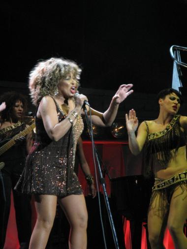 Tina Turner - The O2, Dublin - April 11, 2009 - 118
