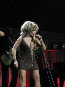 Tina Turner - The O2, Dublin - April 11, 2009 - 119