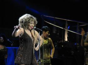 Tina Turner - The O2, Dublin - April 11, 2009 - 126