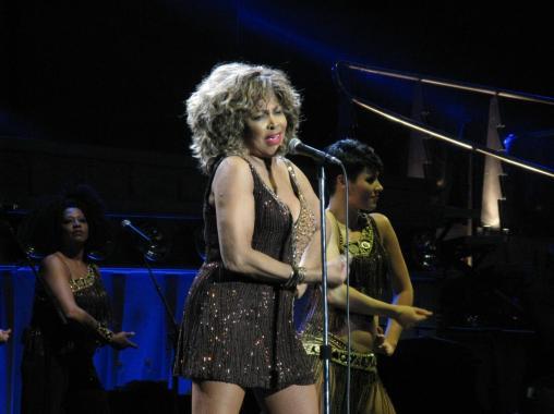 Tina Turner - The O2, Dublin - April 11, 2009 - 127