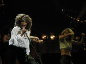 Tina Turner - The O2, Dublin - April 11, 2009 - 132