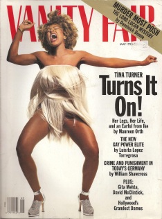 Tina Turner - Vanity Fair 1993 - 1