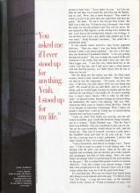 Tina Turner - Vanity Fair 1993 - 10