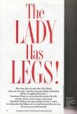 Tina Turner - Vanity Fair 1993 - 3