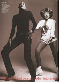 Tina Turner - Vanity Fair 1993 - 5