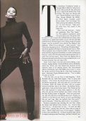 Tina Turner - Vanity Fair 1993 - 6