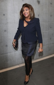 Tina Turner - Armani Fashion Show Milano Feb 2011 15