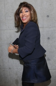 Tina Turner - Armani Fashion Show Milano Feb 2011 13