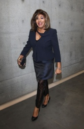 Tina Turner - Armani Fashion Show Milano Feb 2011 11