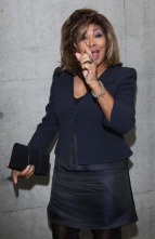 Tina Turner - Armani Fashion Show Milano Feb 2011 9