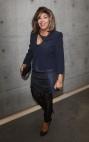 Tina Turner - Armani Fashion Show Milano Feb 2011 8
