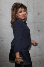 Tina Turner - Armani Fashion Show Milano Feb 2011 7