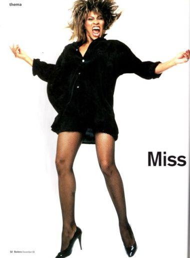 Tina Turner -Bolero Magazine - 2