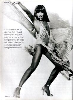 Tina Turner -Bolero Magazine - 4