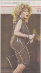 Tina Turner - Abendzeitung - February 23, 2009 - 1