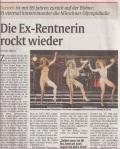 Tina Turner - Abendzeitung - February 23, 2009 - 2
