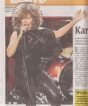 Tina Turner - Abendzeitung - February 24, 2009 - 1