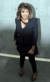 Tina Turner - Giorgio Armani fashion show - Milan, Italy - February 28, 2011 - 03