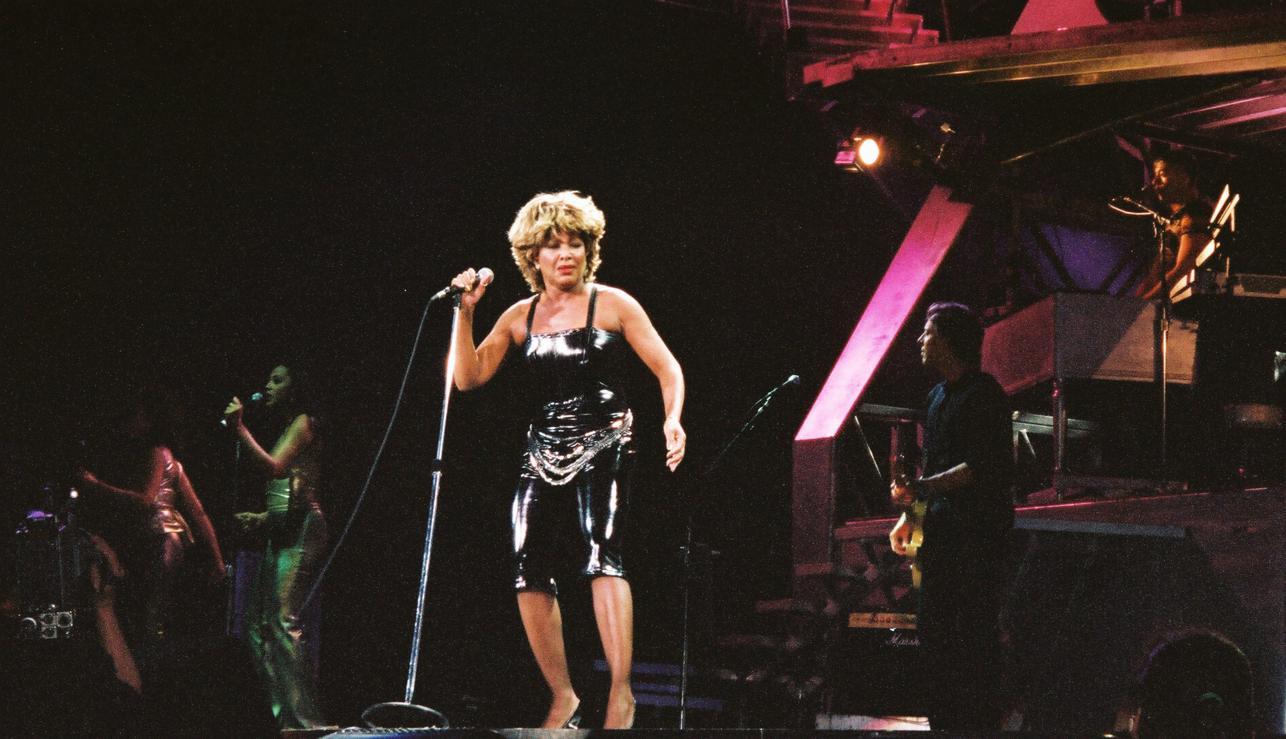 Tina Turner On Tour