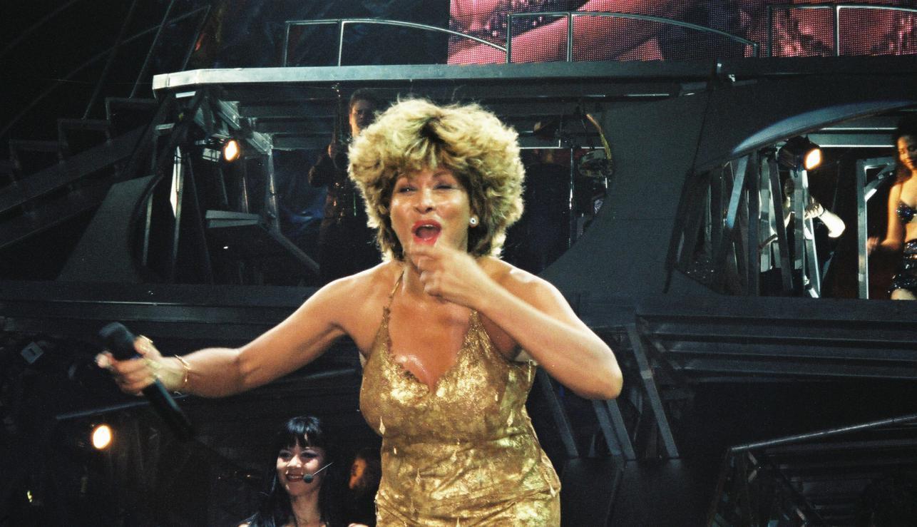 Top Tina Turner – Twenty Four Seven Tour live photos – part 2   Tina  LX22