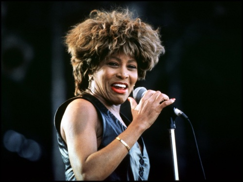 Tina Turner - What's Love tour - 1993