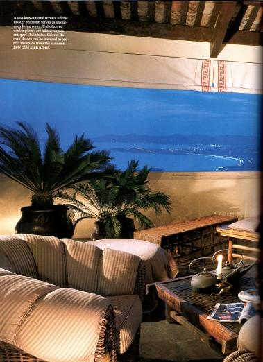 Tina Turner- Architectural Digest 13