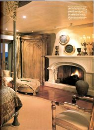 Tina Turner- Architectural Digest 9