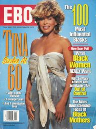 Tina Turner - Ebony magazine - May 2000 (1)
