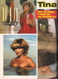 Tina Turner - Ebony magazine - May 2000 (2)