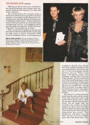 Tina Turner - Ebony magazine - May 2000 (4)