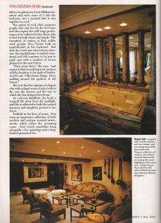 Tina Turner - Ebony magazine - May 2000 (5)